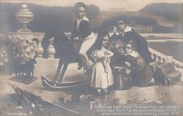 K.K. KINDER Seiner Hoheit Des Franz Carl Erzherzog Von Österreich 1838 - Erzherzog Franz Joseph, Ferdinand Max, Carl ... - Familles Royales