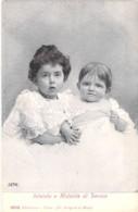 FAMILLES ROYALES Famiglie Reali ( ITALIA ) IOLANDA E MAFLADA Di SAVOIA - CPA - ... Royal Families Königliche Familien - Familias Reales