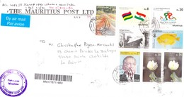 ILE MAURICE (MAURITIUS) Enveloppe En Provenance THE MAURITIUS POST LTD - PHILATELIC BUREAU Du 27.09.2018 - RARE - Maurice (1968-...)