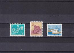 RDA 1962 BALTIQUE Yvert 611-613 NEUF** MNH - Neufs