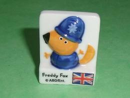Fèves / Pays / Région : Drapeau , Freddy Fox , Angleterre   T10 - Pays