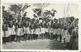 OUBANGUI - Danse De Fin  D'initiation De L'excision - Centrafricaine (République)