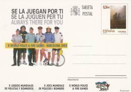 España Entero Postal Nº 168 - Stamped Stationery