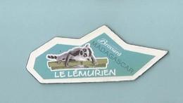 Magnet Brossard Collection Afrique Le Lémurien - Animaux & Faune