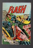 Petit Format Flash N°53 Patins Et Anneaux Pour Flash - Le Cratère Qui était Keystone City De 1981 - Flash