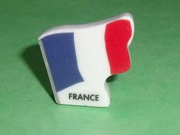 Fèves / Pays / Région : Drapeau , France  T10 - Pays