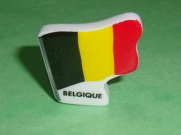 Fèves / Pays / Région : Drapeau , Belgique  T10 - Pays