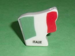 Fèves / Pays / Région : Drapeau , Italie  T10 - Pays