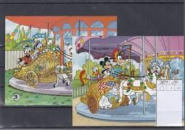 Gambia Michel Cat.No. Mnh/** Sheet 78/79 Disney - Gambia