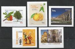 """Portugal 2019 """" NEU """" Neue Werte - Selbstklebend / Self-adhesive - Postfrisch / MNH / (**) - Ungebraucht"""