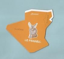 Magnet Brossard Collection Afrique Le FENNEC - Animaux & Faune