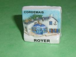 Fèves / Pays / Région : Cordemais , Royer   T10 - Pays
