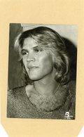 Photo Originale Le Chanteur PATRICK JUVET   Sur Scéne ( Photo  BOEHNER  ) - Identified Persons