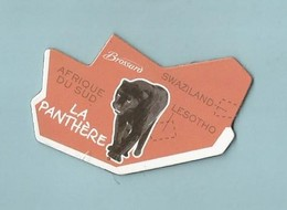 Magnet Brossard Collection Afrique La Panthére - Animaux & Faune