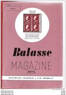 BALASSE MAGAZINE Bimestriel  N°235  - Décembre  1977 - Magazines
