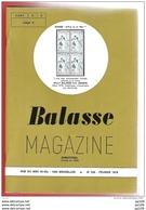 BALASSE MAGAZINE Bimestriel  N°236  - Février 1978 - Magazines
