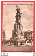 14-18 Carte Postale  Antwerpen Envoyée En Franchise KRIEGSGEFANG ENENSENDUNG Courrier Prisonnier à BALK Gaasterland - Weltkrieg 1914-18