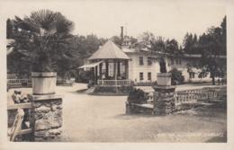 AK - GROSS ULLERSDORF (Velke Losiny) - Kurplatz Mit Pavillon 1920 - Tschechische Republik