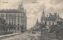 AK - Gruss Aus OLMÜTZ - Menschen In Der Parkstrasse 1906 - Tschechische Republik