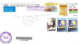ILE MAURICE (MAURITIUS) Enveloppe En Provenance THE MAURITIUS POST LTD - PHILATELIC BUREAU Du 02.05.2018 - RARE - Mauritius (1968-...)