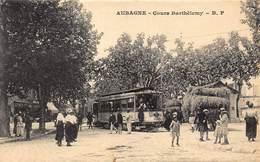 AUBAGNE : Cours Barthelemy, Tramway - Tres Bon Etat - Aubagne
