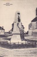 CPA 10 @ AUXON - Monument Aux Morts De La Guerre 1914 - 1918 à Ses Glorieux Morts - France
