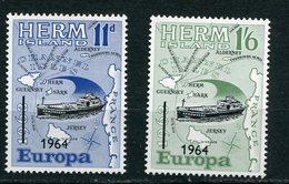 Emissioni Locali (Locals) 1964 - Herm ** - Emissione Locali