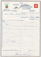 PORTUGAL COMMERCIAL DOCUMENT - OLIVEIRA DE AZEMEIS -GENERAL MOTORS / SHELL ADVERTISING 1965 - Portugal