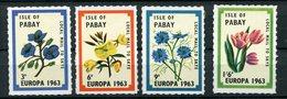 Emissioni Locali (Locals) 1963 - Pabay ** - Local Issues