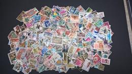 Lot De 3500 Timbres Différents Du Monde Entier.A Trier. - Stamps