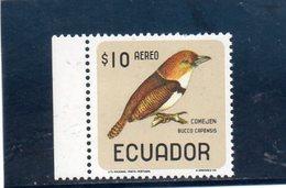 EQUATEUR 1966 ** - Equateur