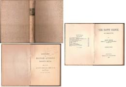 OSCAR WILDE THE HAPPY PRINCE AND OTHER TALES - 1909 BERNHARD TAUCHNITZ - Libri Antichi