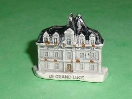 Fèves / Pays / Région : Le Grand Luce  T10 - Pays