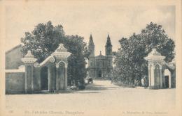 R015229 St. Patricks Church. Bangalore. S. Mahadeo. B. Hopkins - Postcards