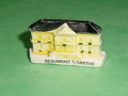 Fèves / Pays / Région : Beaumont S/ Sarthe  T10 - Pays
