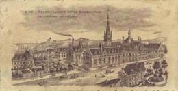 Image - Vue De L'établissement De La Bénédictine De L'Abbaye De Fécamp - Seine Maritime - 76 - Vieux Papiers