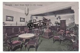 Shanghai (Astor House - Hotel - Lounge) - Chine