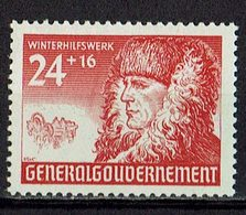 ZGG 1940 // Mi. 60 ** - Occupation 1938-45