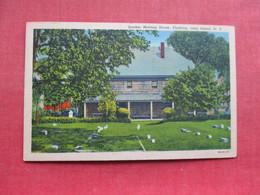 Quaker Meeting House  Flushing     - New York > Long Island > Ref 3349 - Long Island