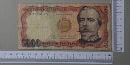 PERU 5000 SOLES 1985 - (Nº28701) - Peru