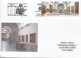 MADRID SPD MUSEO DEL PRADO ARTE PINTURA VELAZQUEZ - Museos