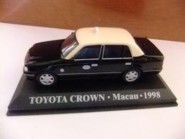 TOYOTA CROWN TAXI DE MACAO 1998 - Carros