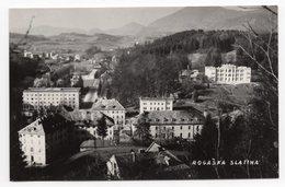 1964 YUGOSLAVIA, SLOVENIA, ROGASKA SLATINA, ILLUSTRATED POSTCARD USED - Yugoslavia