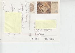 GERMANIA  2002 - Unificato  2113 - Cartolina Per Italia -  Archeologia - [7] Repubblica Federale