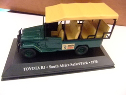 TOYOTA BJ - SOUTH AFRICA SAFARI PARK 1970 En Su Caja Original Ver Fotos Voir Les Photos - Carros