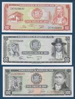 PEROU - 3 Billets - Peru