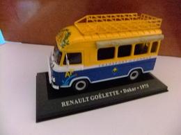 RENAULT GOÉLETTE TRANSPORTE COLECTIVO DAKAR 1975 - Carros