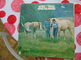 Kris Kristofferson & Rita Coolidge- Breakaway - Country & Folk