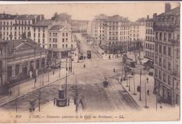 CPA -  361. LYON - Nouveaux Quartiers De La Gare De Brotteaux - Lyon