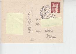 GERMANIA 1974 - Annullo Speciale - Aereo - Aerei